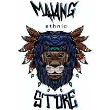 Logo MALANG ETHNIC STORE