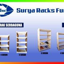 Logo Surya Racks Furniture