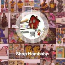 Logo shop mombaby