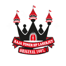 Logo RAJA TONER HP LASERJET