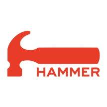 Logo Hammer & Coconut Island