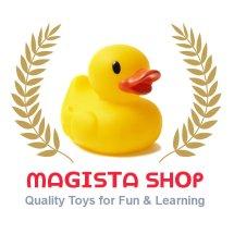 Logo Magista Shop