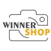 Logo winner,shop camera