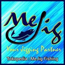 Logo MeJig Fishing