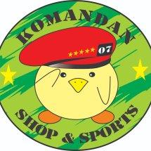Logo Komandan Shop