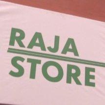 Logo raja store mdn