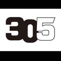 Logo 305clothing