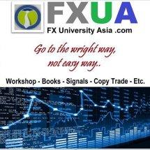 Logo FX University Asia - ICID