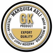 Logo Sirup Markisa Asli GK