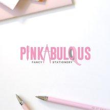 Logo Pinkabulous