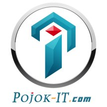 Logo PojokITcom Pusat IT Comp