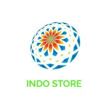 Logo Indo Store.id