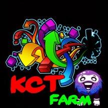 Logo kct farm