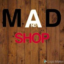 Logo MAD SHOP 2019