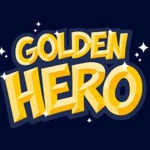 Logo Golden Hero