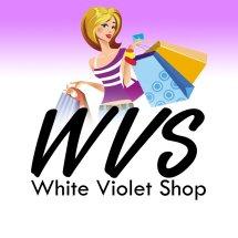 Logo Whitevioletshop