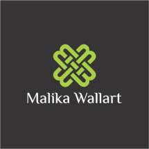 Logo malikawallart