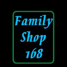 Logo Family Shop 168