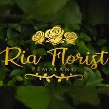 Logo Ria Florist