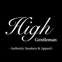 Logo High Gentleman Lifestyle