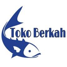 Logo Toko BERKAH Sembako.