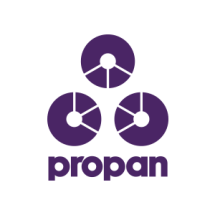 Logo Toko Cat Propan