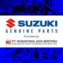 Logo Suzuki Spare Parts NJS