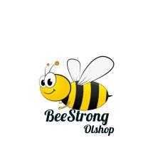 Logo bee_strong