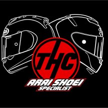 Logo THC-The Helmet Corp