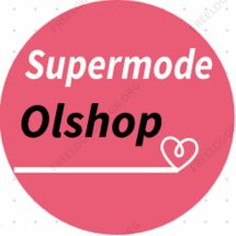 Logo Supermode Olshop