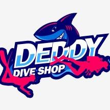 Logo Deddy Dive Shop