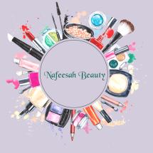 Logo Nafeesah Beauty