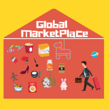 Logo Global Marketplace