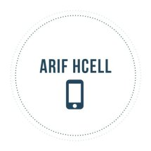 Logo arif hcell