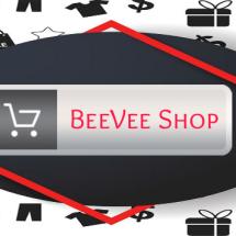 Logo BeeVee Shop