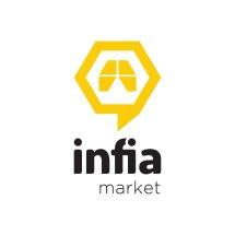 Logo INFIA MARKET ID
