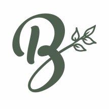 Logo Botanical Kiss