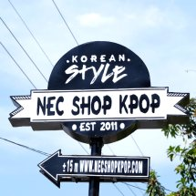 Logo NEC Shop Kpop