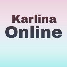 Logo Karlina Online