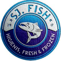 Logo Ikan Giling Sj Fish Tangerang