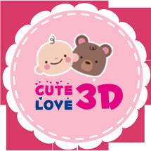 Logo Cute Love