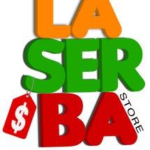 Logo Laserba Store