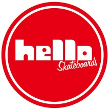 Logo Hello Skateboards