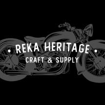 Logo Reka Leather