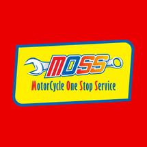 Logo MOSS Motoshop