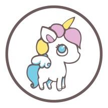 Logo Unicorn Babyshop