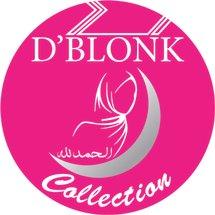 Logo D'blonk Collection