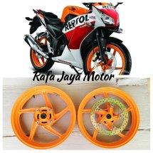 Logo Rafa jaya motor
