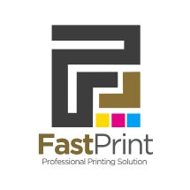 Logo Fast Print Jakarta