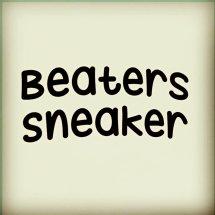 Logo Beaters sneaker